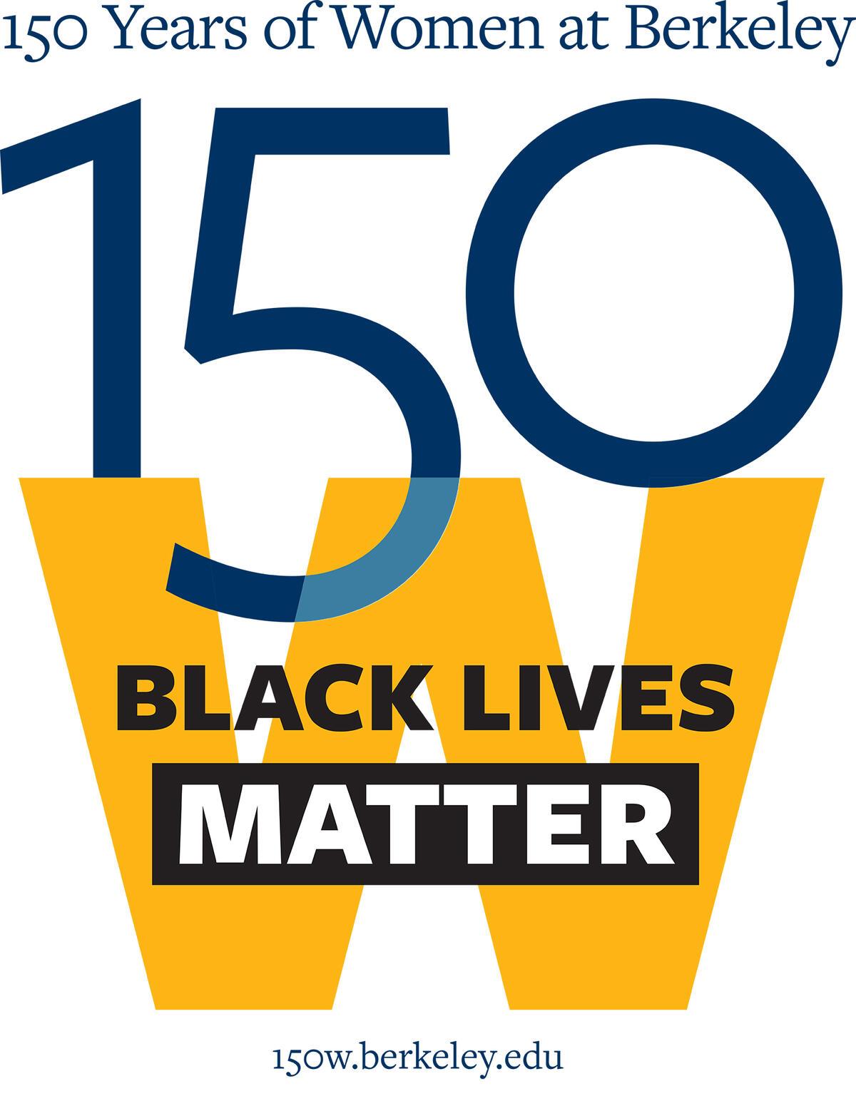 150W Black Lives Matter logo