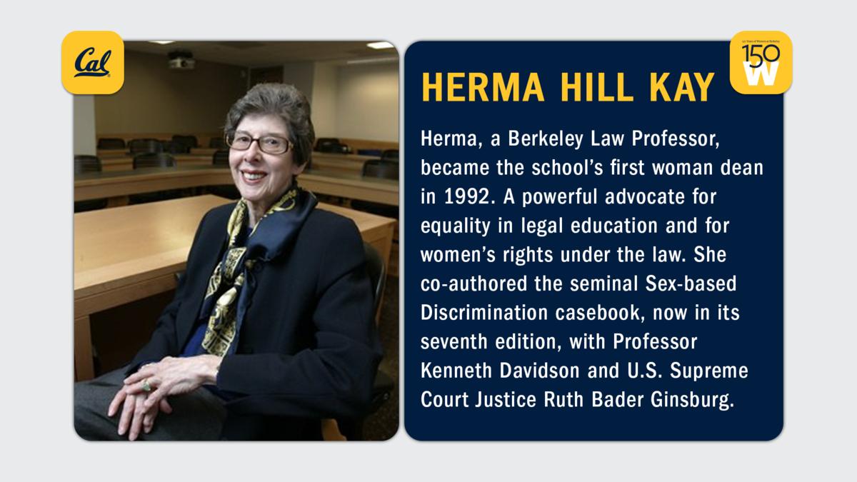 Herma Hill Kay