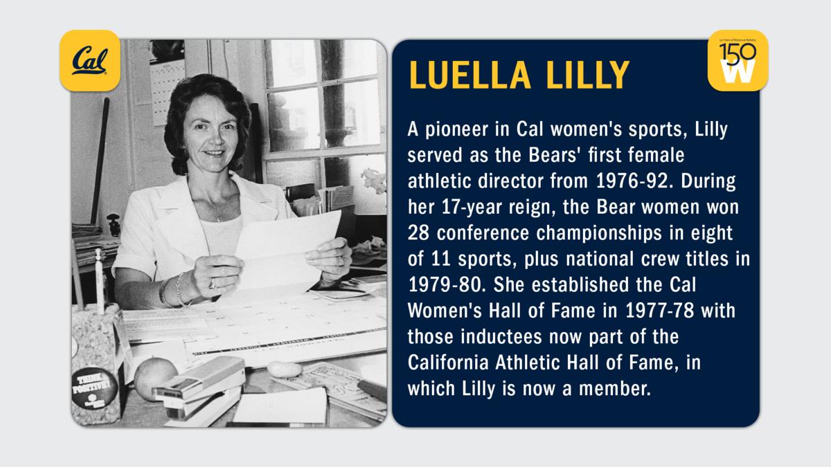 Luella Lilly