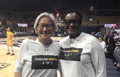 Feb 7 womens basketball game honorary coaches